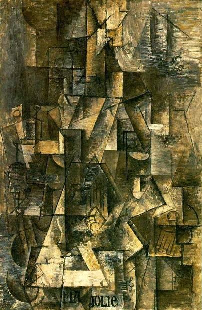 Picasso ma jolie