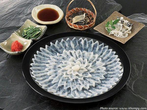 fugu japanese delicacy