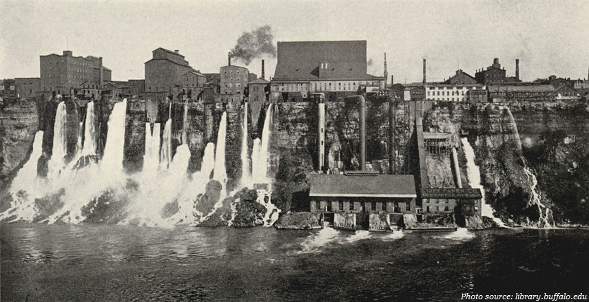 nikola tesla hydroelectric power plant
