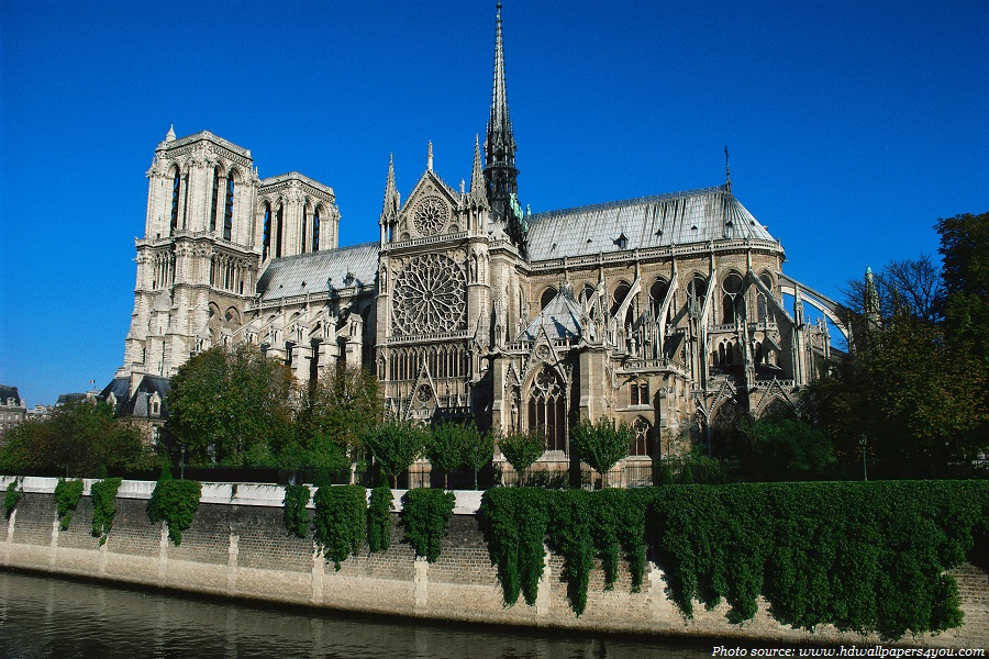 Image result for notre dame church