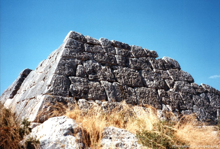 pyramids of argolis
