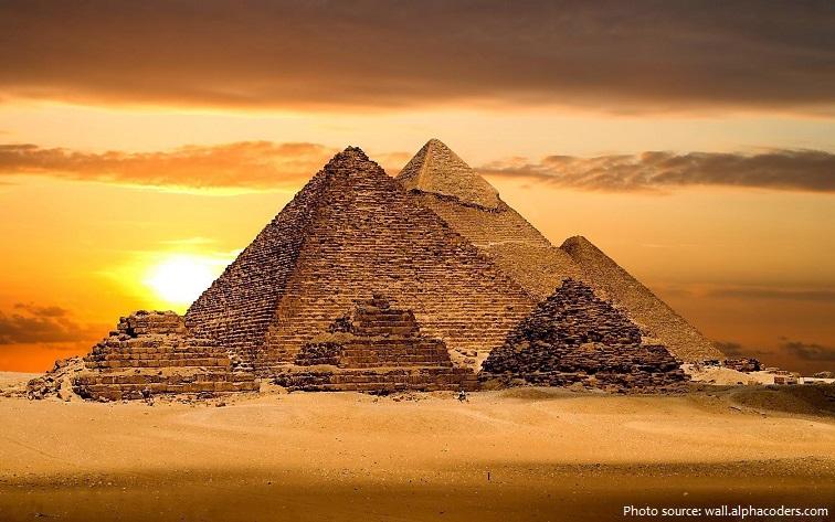 4 Pyramid of the Pantheon