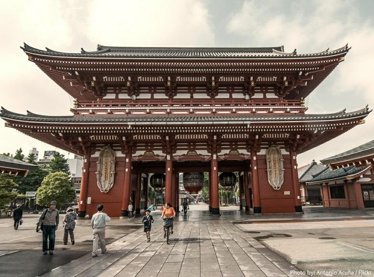 sensō ji temple