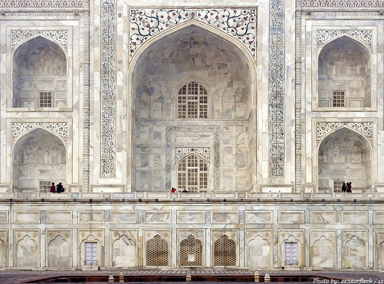architecture facts about taj mahal ForTaj Mahal Exterior Design