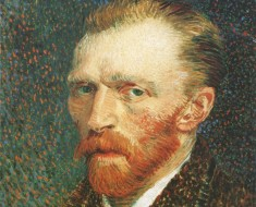 vincent van gogh self portrait-2