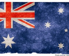 australian flag picture