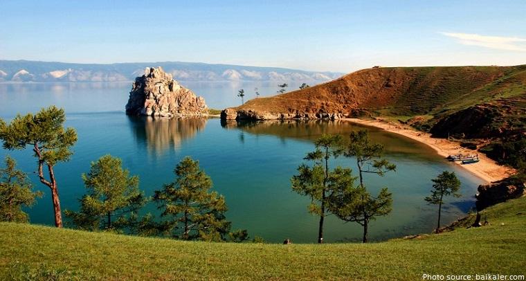 olkhon island lake baikal