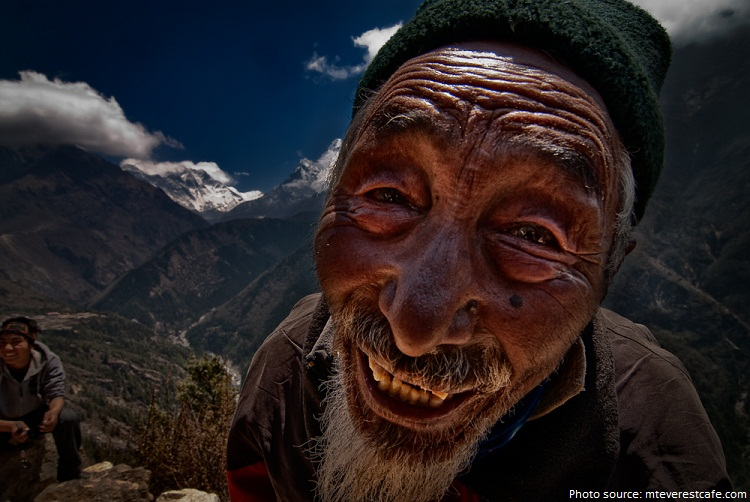 sherpas nepal