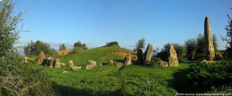 stone circles morocco