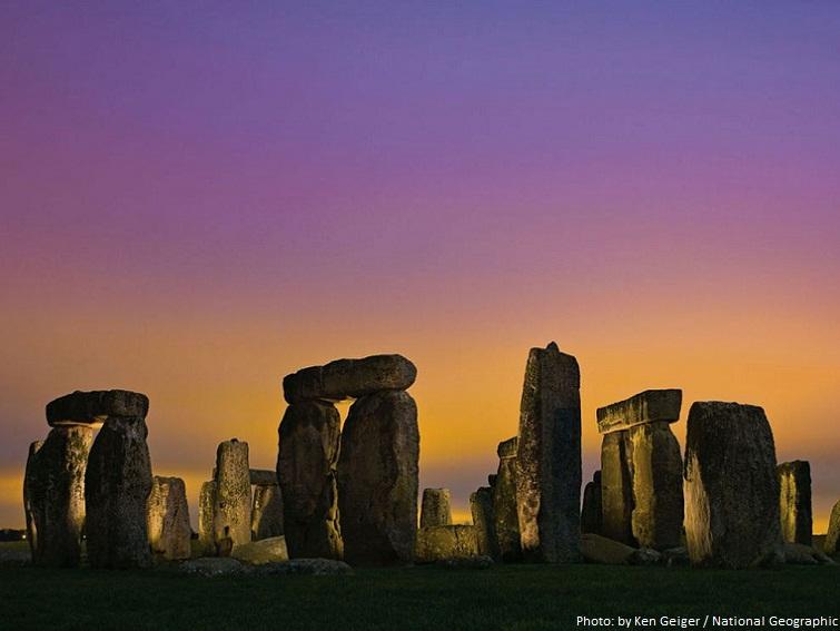 stonehenge trilithon
