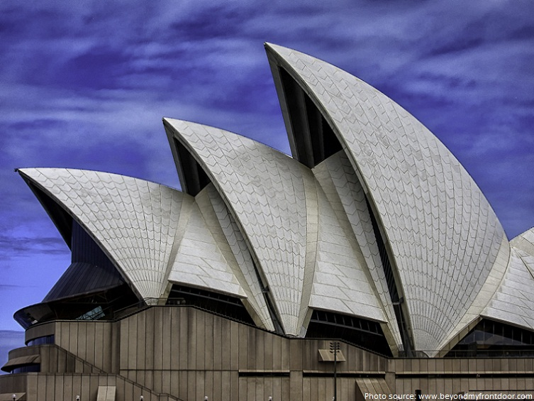 Interesting facts about the sydney opera house just fun for Cost to build shell of house