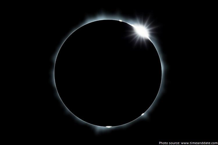 total solar elipse