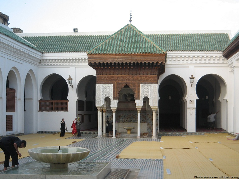 university in Fes the oldest university