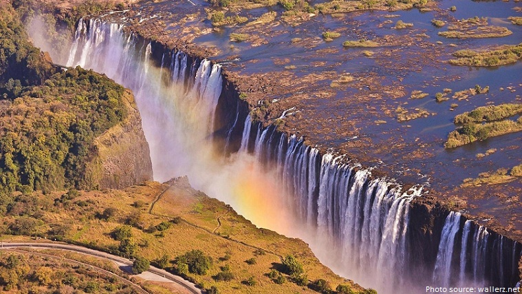 Interesting Facts About Victoria Falls Just Fun Facts