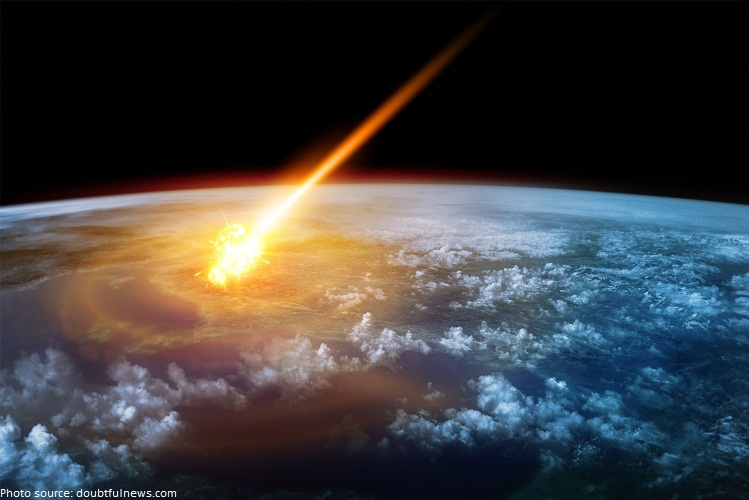 asteroid impact real