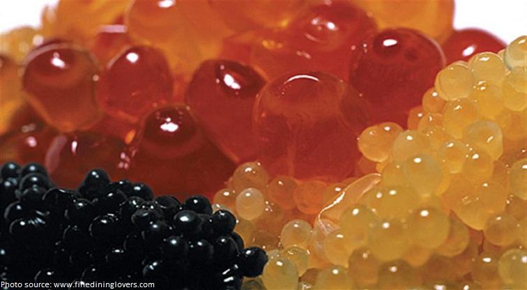 caviar varieties