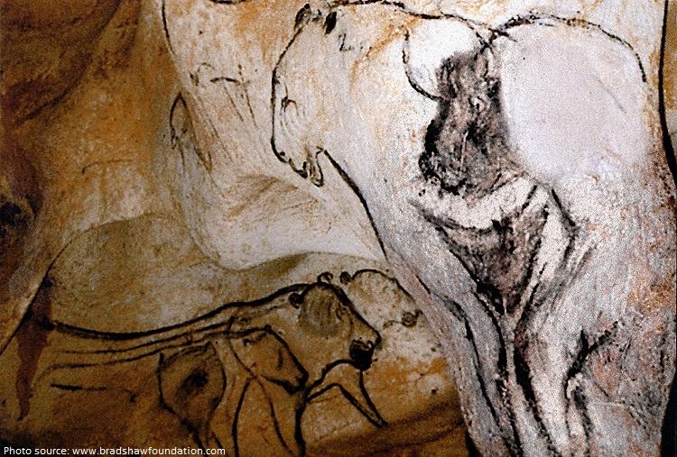 chauvet cave venus and sorcerer