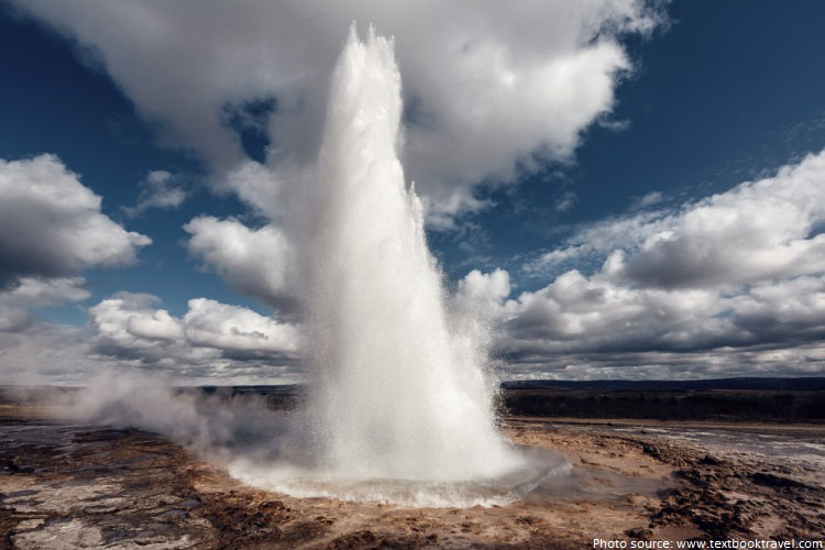 great geysir iceland