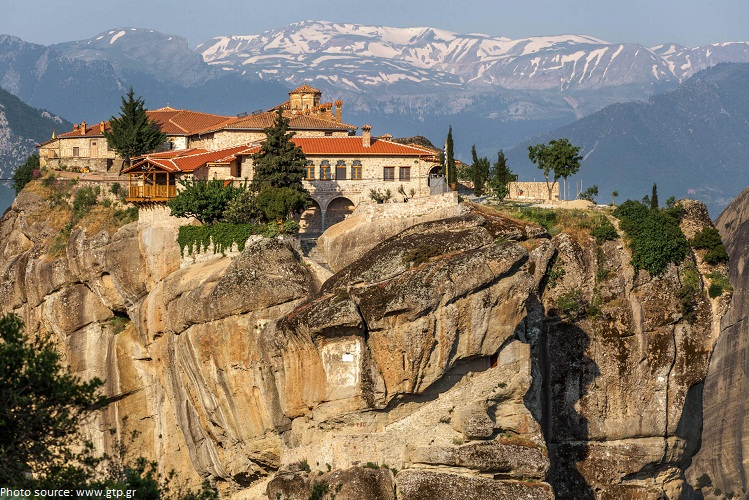 Interesting facts about Meteora  Just Fun Facts