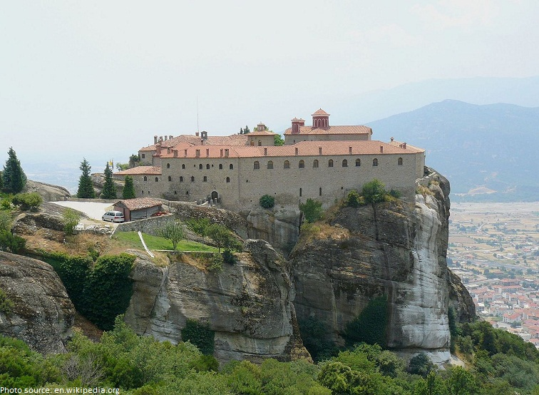 holy monastery of st stephen