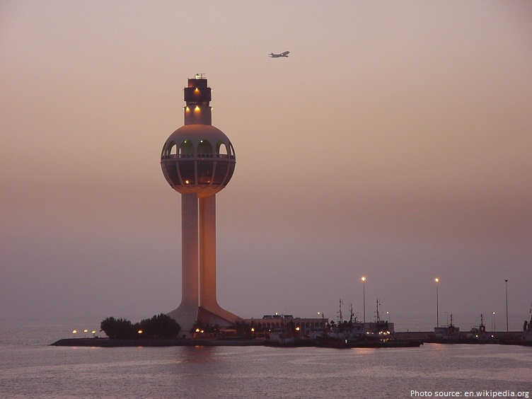 jeddah light tallest lighthouse in the world