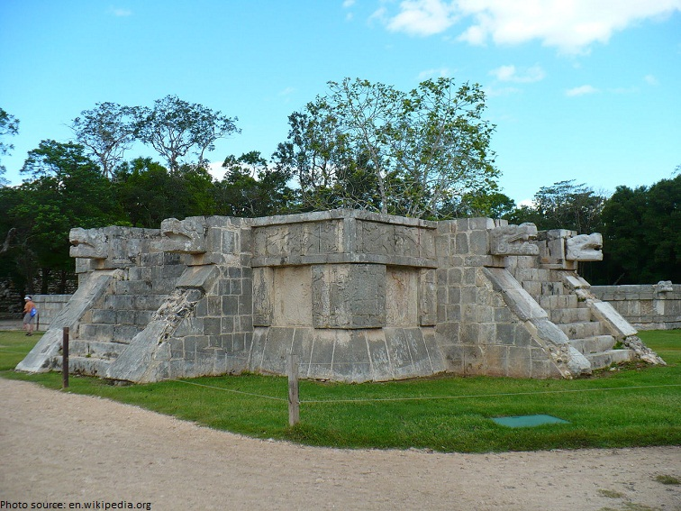 platform of venus chichen itza