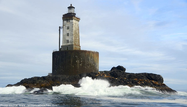 st george reef lighthouse