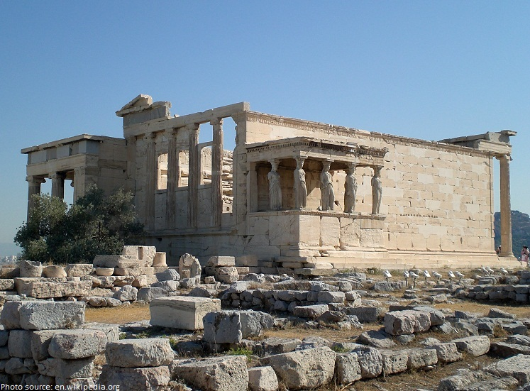 Interesting Facts About The Acropolis Of Athens Just Fun