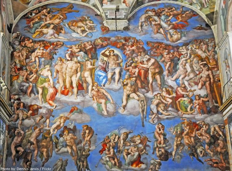 Marvelous The Last Judgment Michelangelo