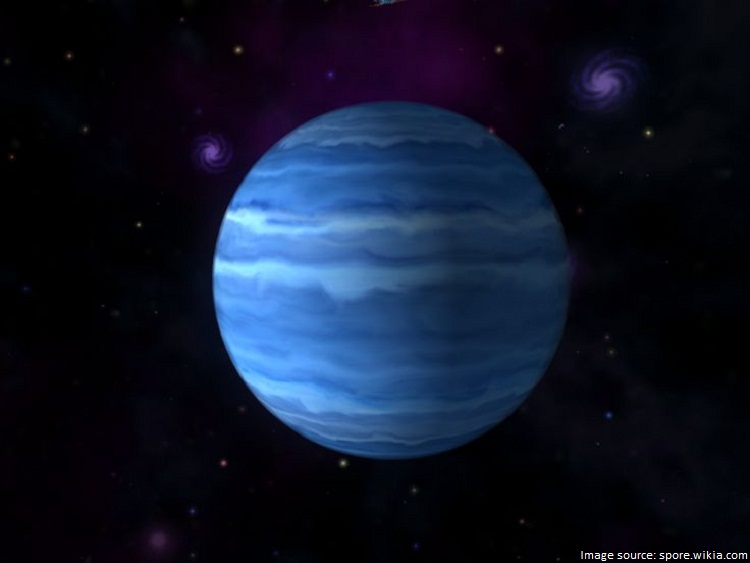uranus the planet