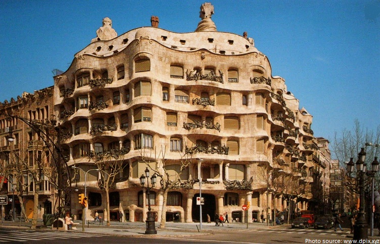 Interesting facts about Casa Mila  Just Fun Facts