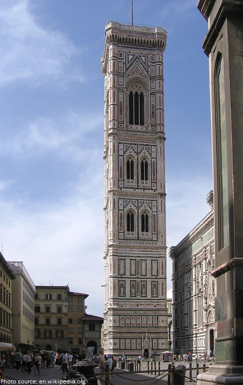 cathedral of florence bell tower