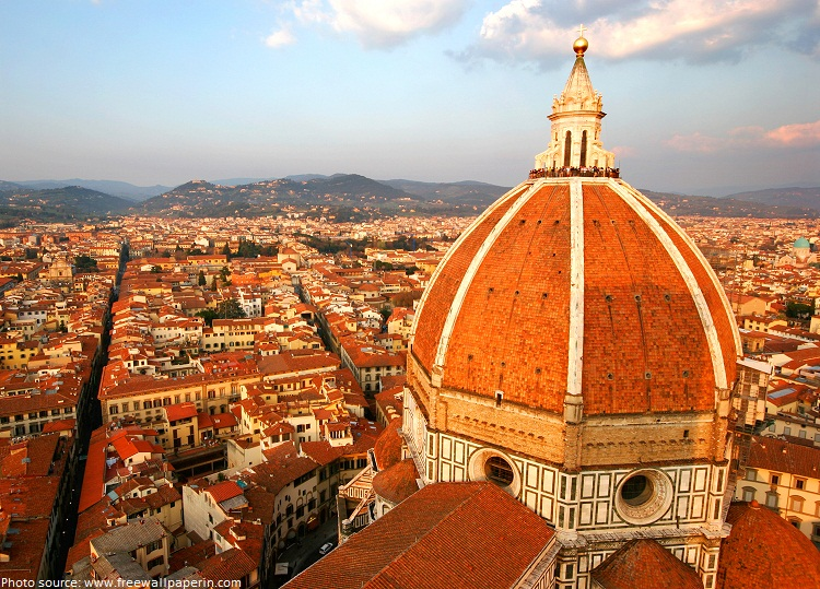 cathedral of florence dome