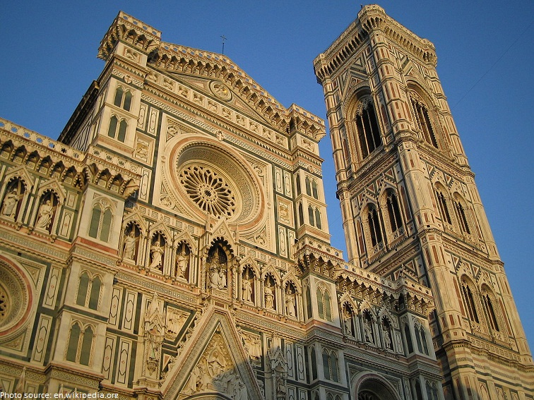 cathedral of florence facade