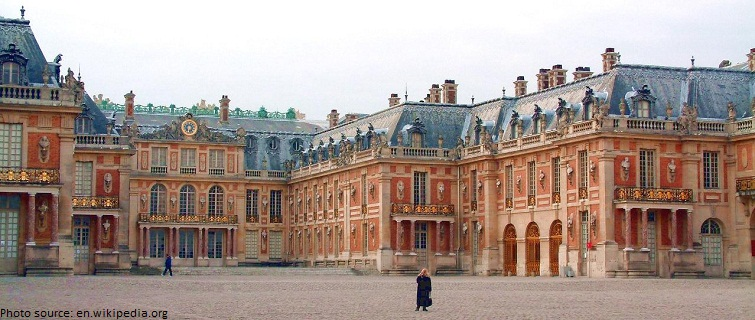 Très Interesting facts about the Palace of Versailles | Just Fun Facts DP19