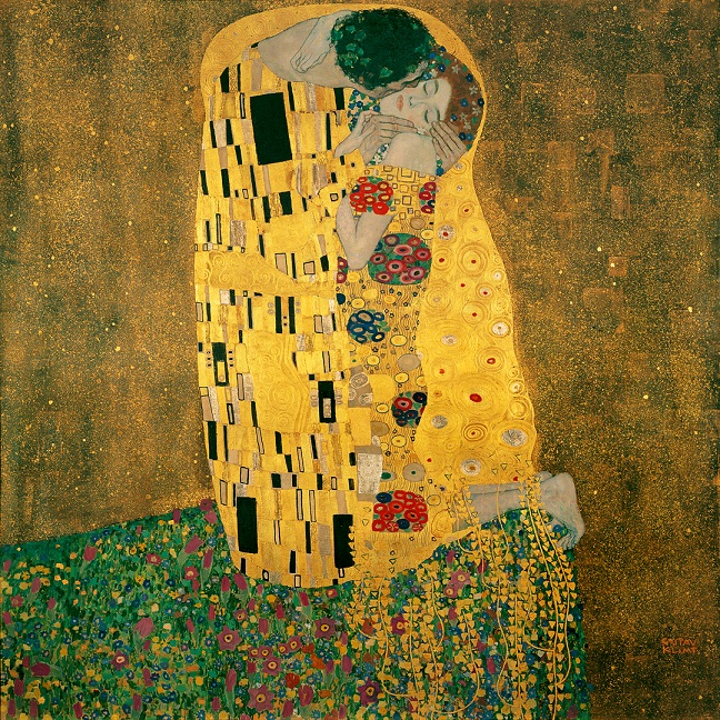 gustav klim the kiss