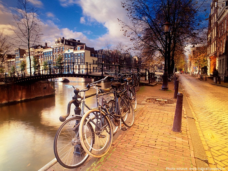 netherlands bicycles