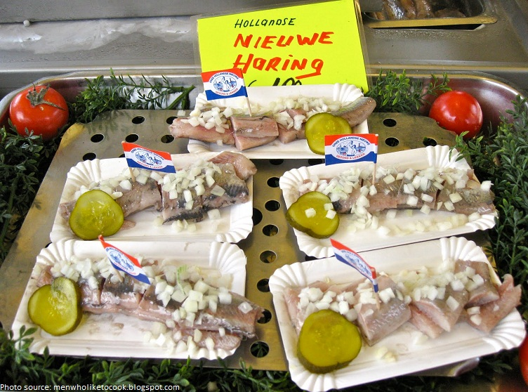 netherlands herring
