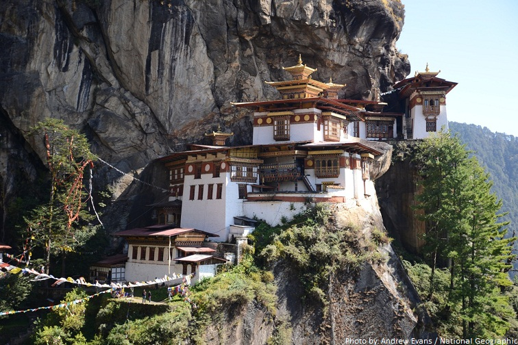 Interesting facts about Paro Taktsang Monastery  Just Fun ...