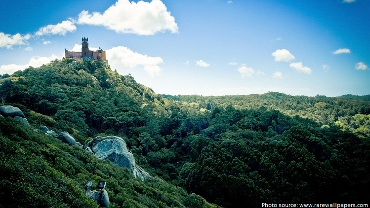 pena national palace park