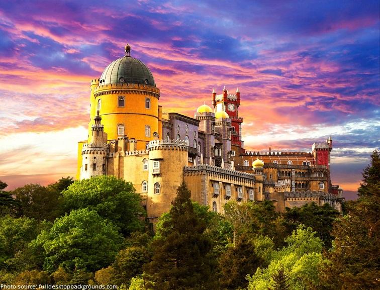 pena national palace portugal