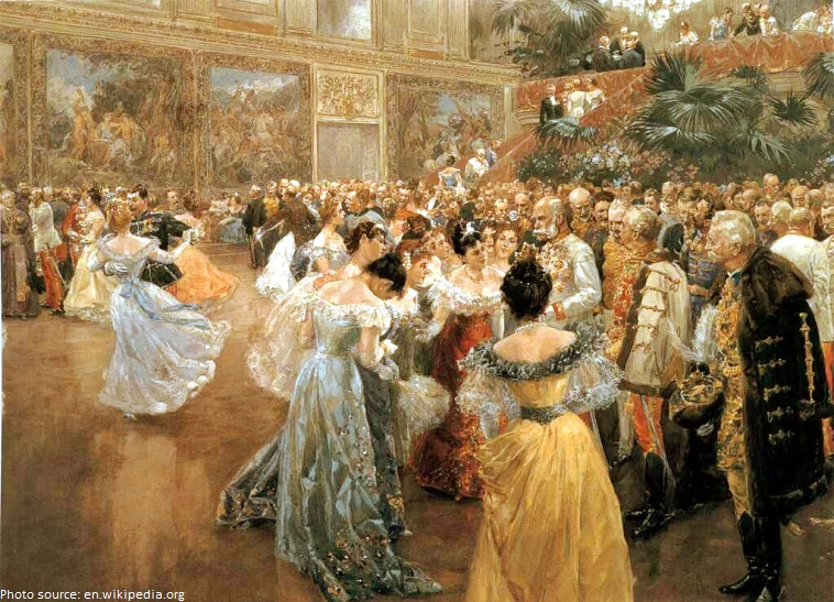 waltz painting