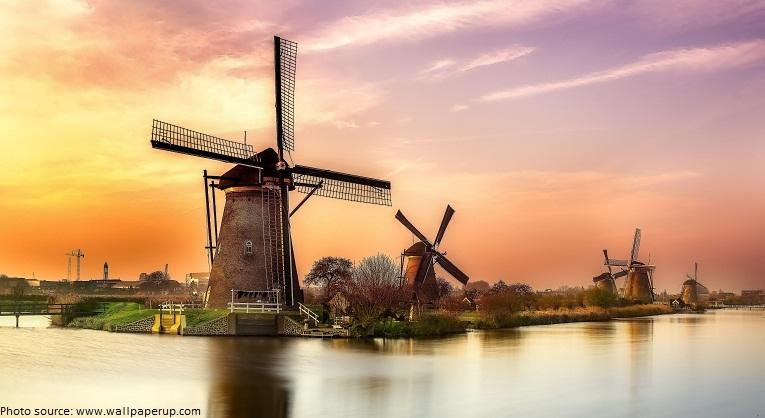 windmill holand