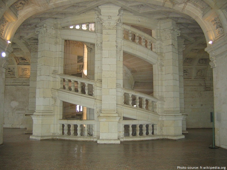 interesting facts about chateau de chambord just fun facts. Black Bedroom Furniture Sets. Home Design Ideas