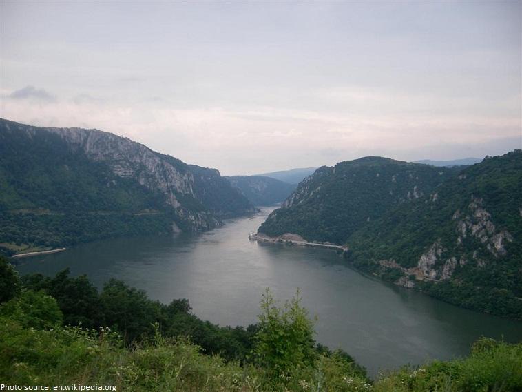 danube iron gorge