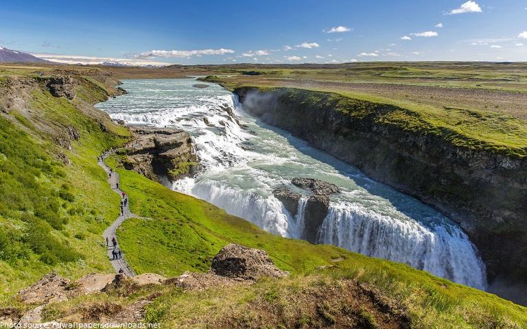 Islande Hvita River