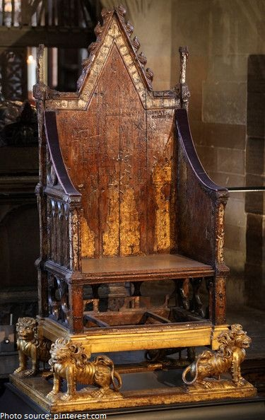 king edwards chair