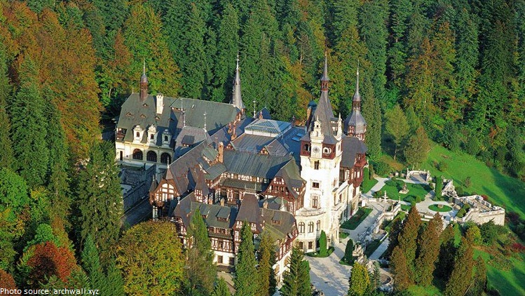 Interesting Facts About Peles Castle Just Fun Facts