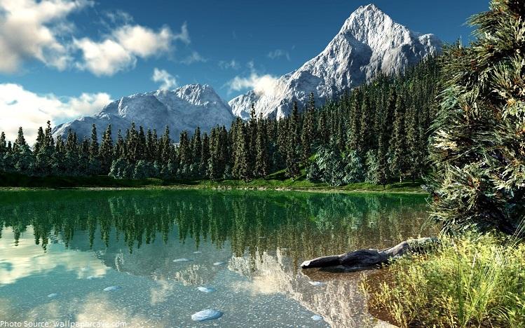 rocky mountain national park lake