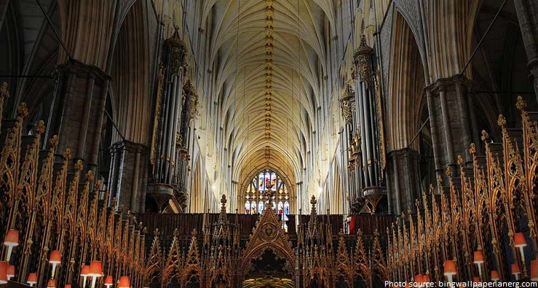 westminster abbey nave
